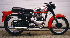 650cc BSA Super Rocket