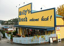 Molly's Reach, featured in 'The Beachcombers' TV series